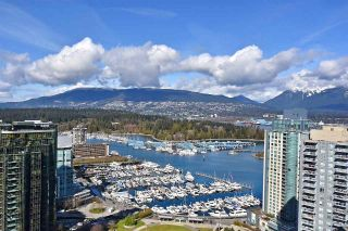 "Main Photo: 2804 1211 MELVILLE Street in Vancouver: Coal Harbour Condo for sale in ""The Ritz"" (Vancouver West)  : MLS® # R2247457"