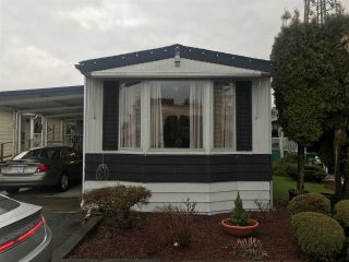 "Main Photo: 43 8560 156 Street in Surrey: Fleetwood Tynehead Manufactured Home for sale in ""WEST VILLA ESTATES"" : MLS® # R2249273"