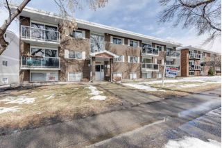 Main Photo: 101 10720 84 Avenue NW in Edmonton: Zone 15 Condo for sale : MLS®# E4106361