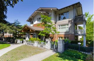Main Photo: 126 2083 W 33RD Avenue in Vancouver: Quilchena Condo for sale (Vancouver West)  : MLS®# R2268823
