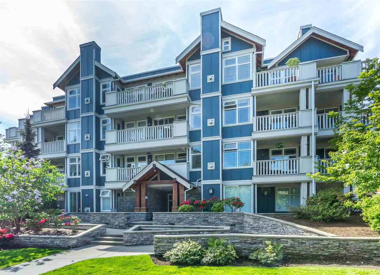 "Main Photo: 305 15392 16A Avenue in Surrey: King George Corridor Condo for sale in ""OCEAN BAY VILLAS"" (South Surrey White Rock)  : MLS®# R2268857"