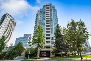 "Main Photo: 1401 4788 HAZEL Street in Burnaby: Forest Glen BS Condo for sale in ""SPECTRUM"" (Burnaby South)  : MLS®# R2296877"