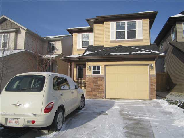 Main Photo: 153 EVEROAK Gardens SW in CALGARY: Evergreen Residential Detached Single Family for sale (Calgary)  : MLS® # C3592802
