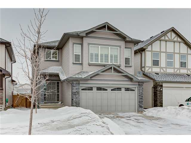 Main Photo: 48 BRIGHTONCREST Common SE in CALGARY: New Brighton Residential Detached Single Family for sale (Calgary)  : MLS® # C3602966