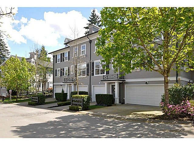 "Main Photo: 66 15075 60TH Avenue in Surrey: Sullivan Station Townhouse for sale in ""Natures Walk"" : MLS® # F1410310"