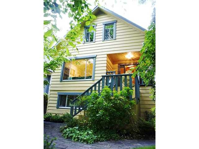 Main Photo: 264 E 23RD Avenue in Vancouver: Main House for sale (Vancouver East)  : MLS(r) # V1067543