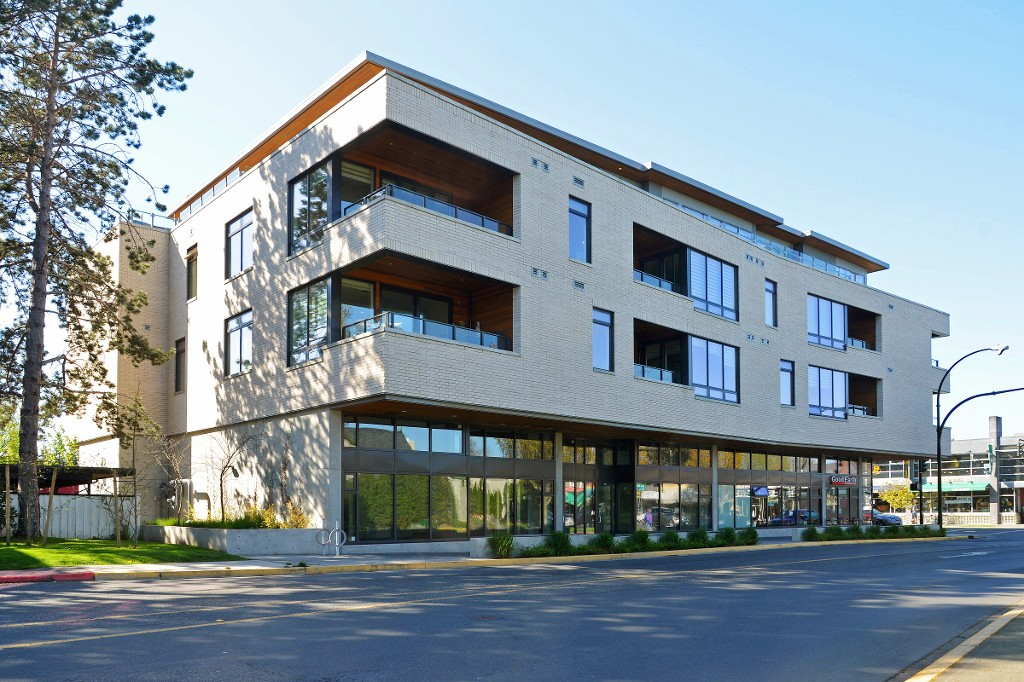FEATURED LISTING: 208 - 1969 Oak Bay Ave VICTORIA