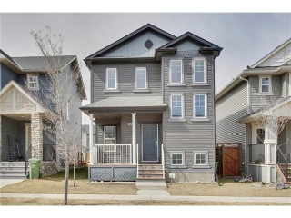 Main Photo: 2433 RAVENSWOOD View SE: Airdrie House for sale : MLS® # C4058835