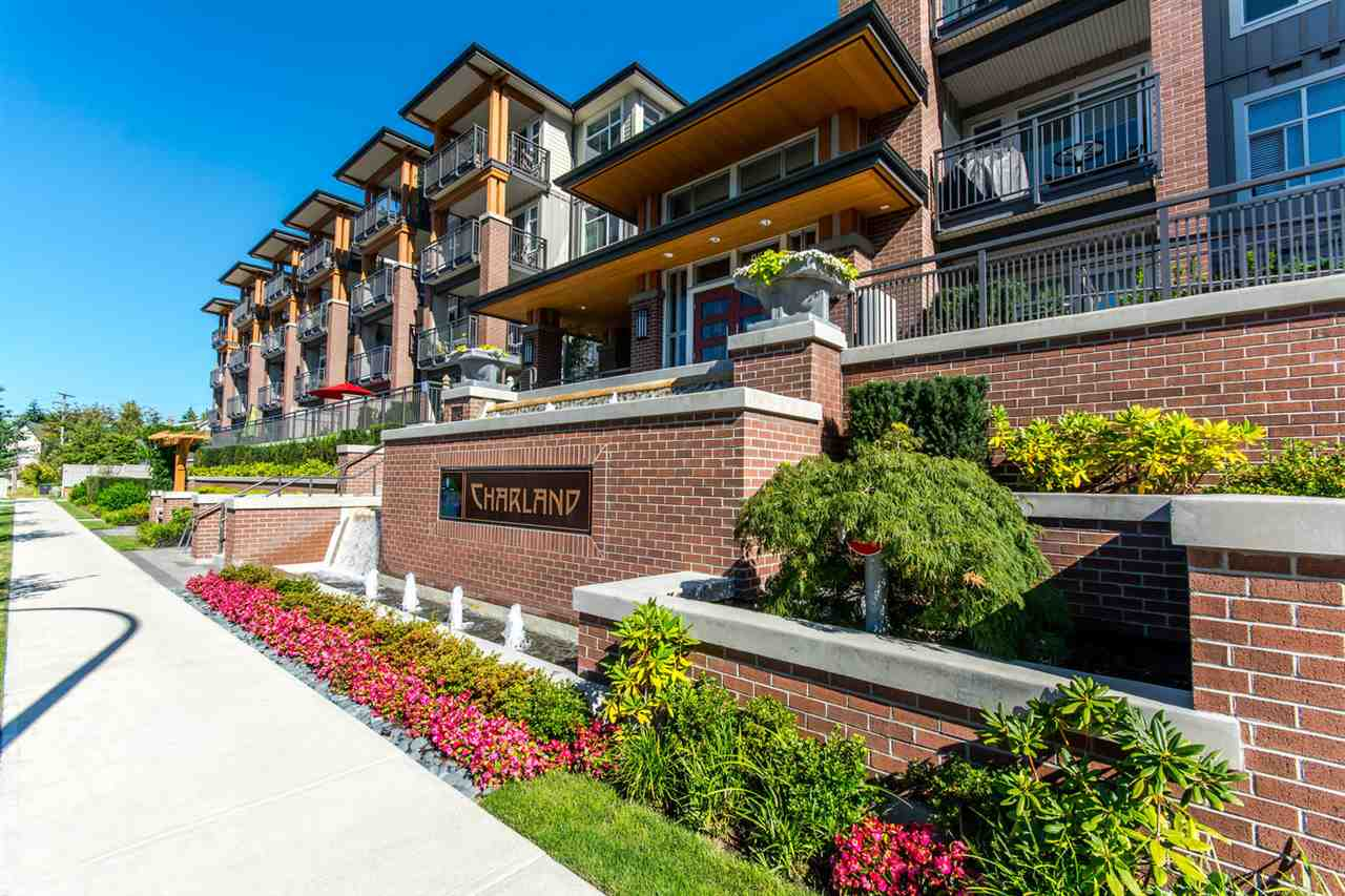 "Photo 1: 2106 963 CHARLAND Avenue in Coquitlam: Central Coquitlam Condo for sale in ""CHARLAND"" : MLS® # R2096822"