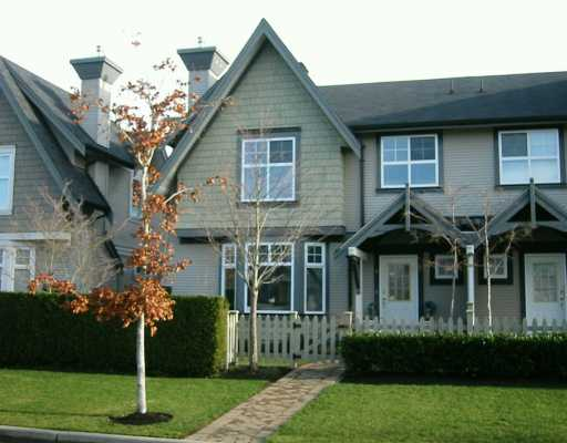"Main Photo: 6888 ROBSON Drive in Richmond: Terra Nova Townhouse for sale in ""STANFORD PLACE"" : MLS® # V623972"