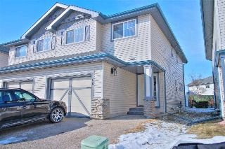 Main Photo: 56 2565 HANNA Crescent in Edmonton: Zone 14 House Half Duplex for sale : MLS(r) # E4053311
