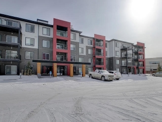 Main Photo: 310 340 WINDERMERE Road in Edmonton: Zone 56 Condo for sale : MLS(r) # E4054167