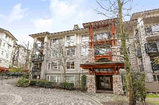 "Main Photo: 405 2966 SILVER SPRINGS Boulevard in Coquitlam: Westwood Plateau Condo for sale in ""TAMARISK"" : MLS(r) # R2148671"