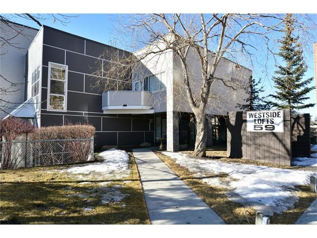 Main Photo: 103 59 GLAMIS Drive SW in Calgary: Glamorgan Condo for sale : MLS®# C4106726