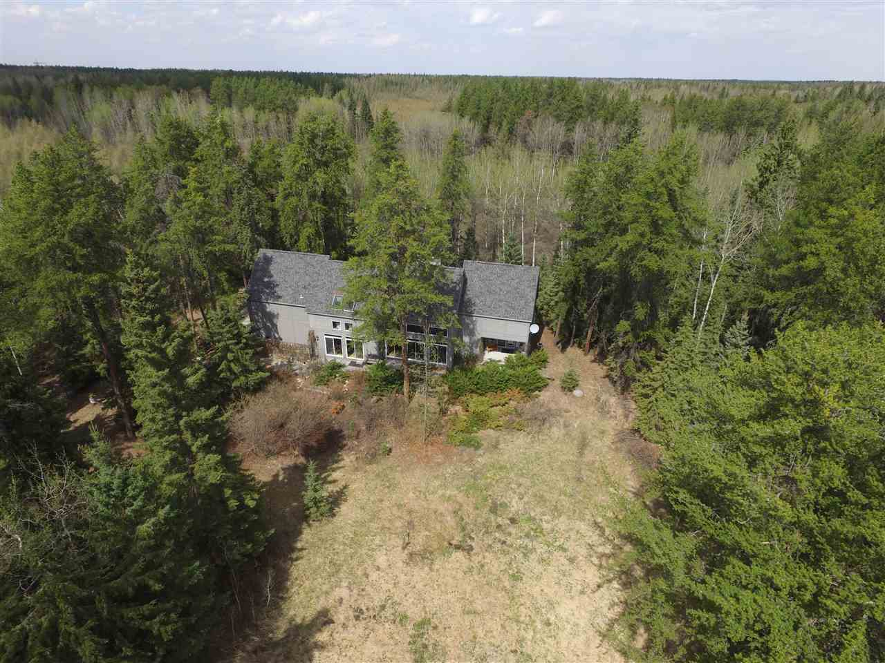 Photo 1: 3 26204 TWP RD 512 Road: Rural Parkland County House for sale : MLS(r) # E4061055