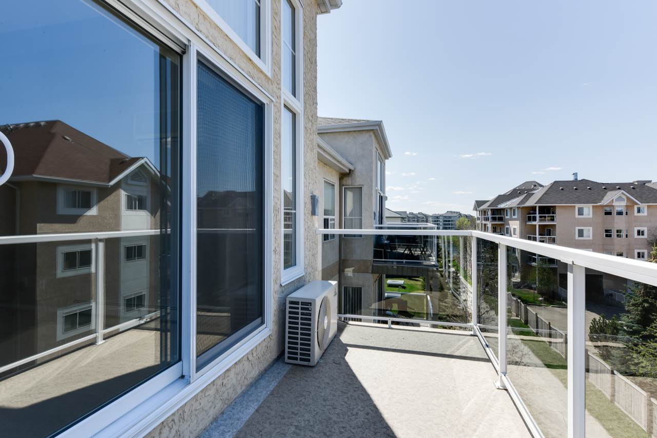 Main Photo: 423 9730 174 Street in Edmonton: Zone 20 Condo for sale : MLS® # E4063282