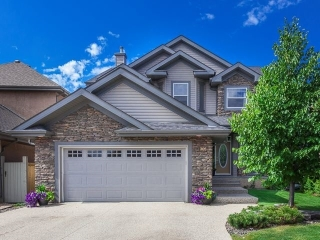 Main Photo: 305 CALLAGHAN Close in Edmonton: Zone 55 House for sale : MLS(r) # E4064977