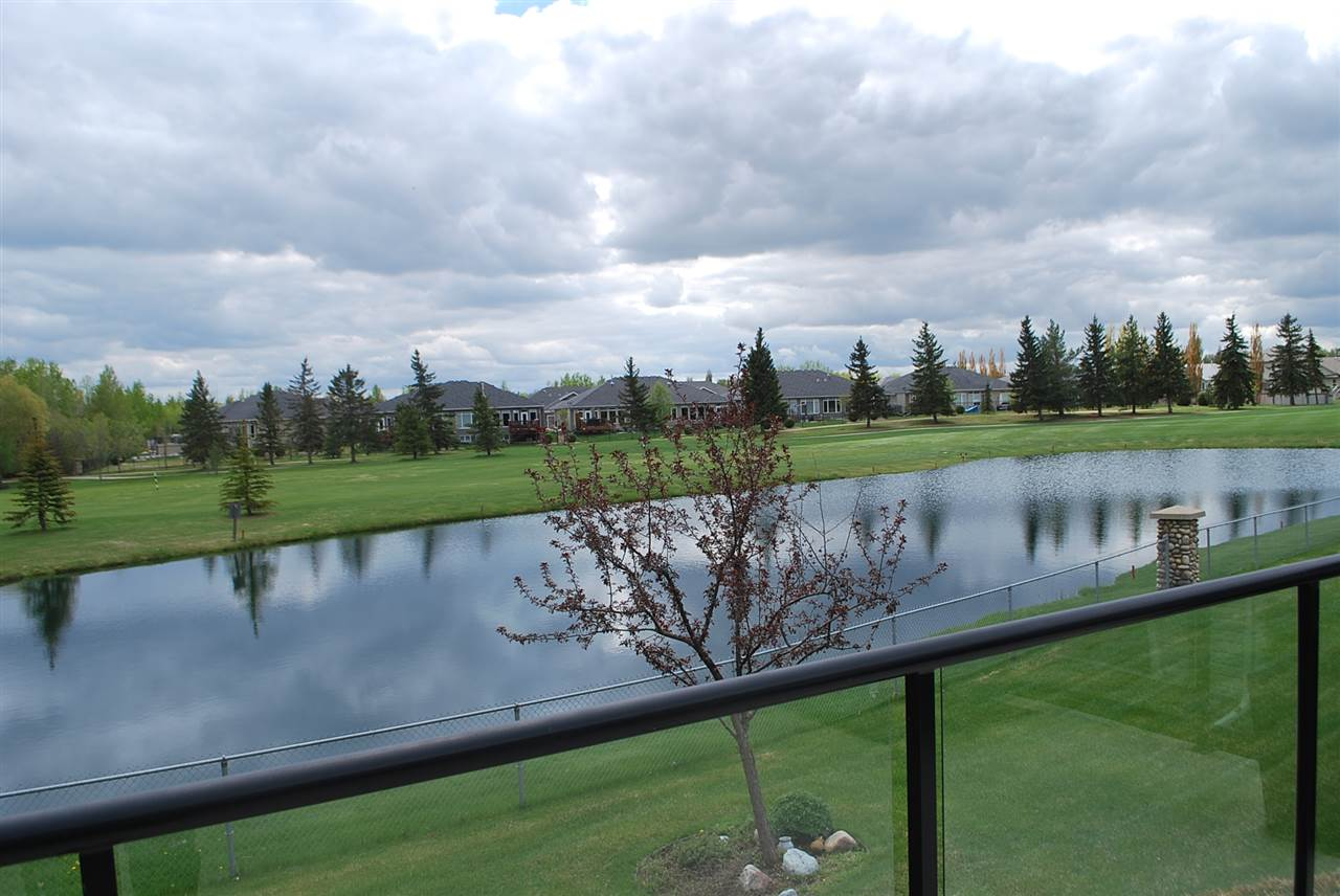 View of The Links golf course from your raised, south facing deck.