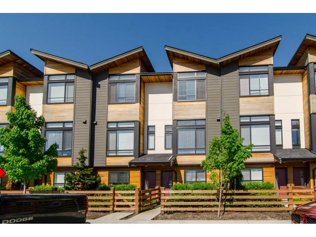 "Main Photo: 96 7811 209 Street in Langley: Willoughby Heights Townhouse for sale in ""EXCHANGE"" : MLS®# R2169775"