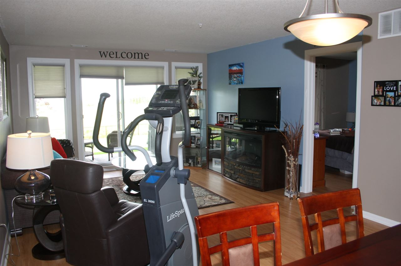 Photo 19: 118 300 PALISADES Way NW: Sherwood Park Condo for sale : MLS(r) # E4068922
