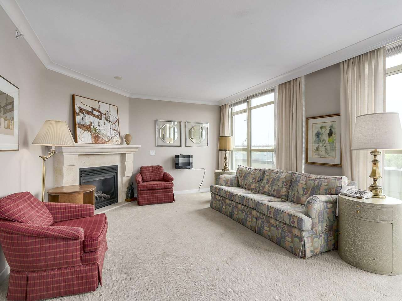 "Photo 2: 701 2799 YEW Street in Vancouver: Kitsilano Condo for sale in ""TAPESTRY AT ARBUTUS WALK (O'Keefe)"" (Vancouver West)  : MLS(r) # R2178410"