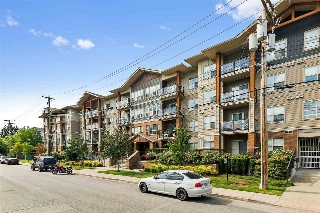 "Main Photo: 217 20219 54A Avenue in Langley: Langley City Condo for sale in ""SUEDE"" : MLS(r) # R2178481"