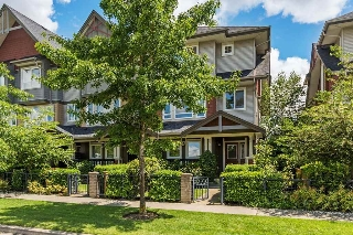 "Main Photo: 5 7088 191 Street in Surrey: Clayton Townhouse for sale in ""Montana"" (Cloverdale)  : MLS(r) # R2178926"