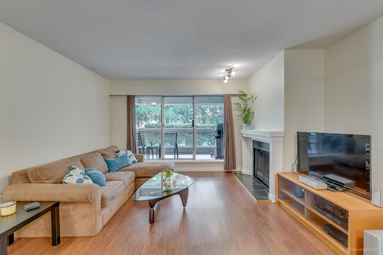 "Photo 12: 103 932 ROBINSON Street in Coquitlam: Coquitlam West Condo for sale in ""THE SHAUGHNESSY"" : MLS® # R2179264"