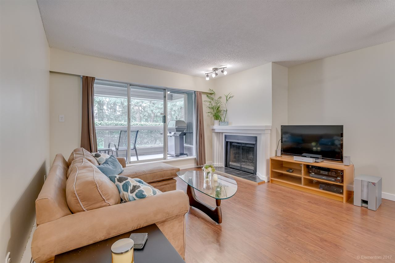 "Photo 9: 103 932 ROBINSON Street in Coquitlam: Coquitlam West Condo for sale in ""THE SHAUGHNESSY"" : MLS® # R2179264"