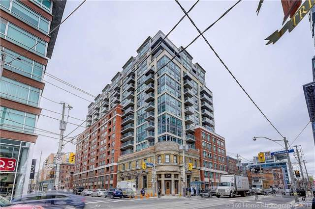 Main Photo: 401 230 E King Street in Toronto: Moss Park Condo for sale (Toronto C08)  : MLS(r) # C3847544