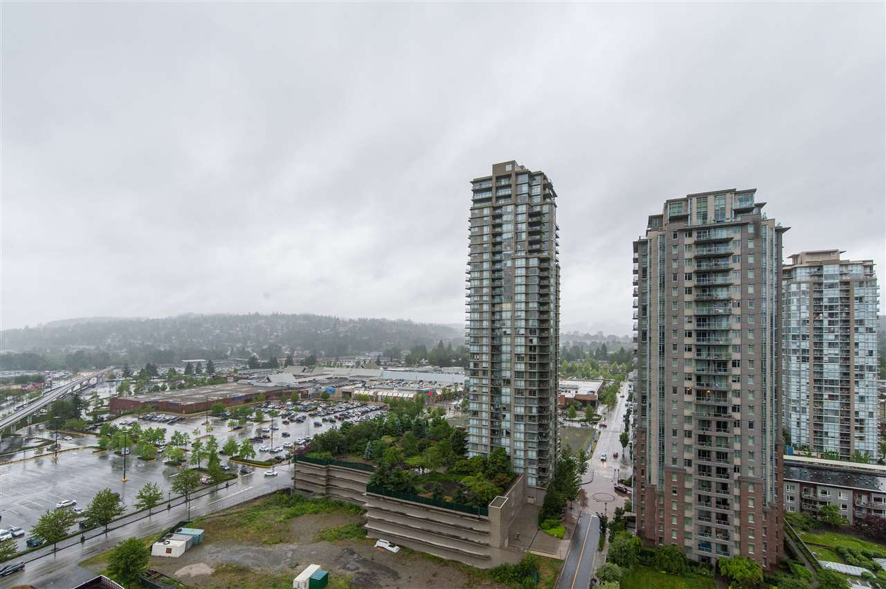 "Main Photo: 2001 1188 PINETREE Way in Coquitlam: North Coquitlam Condo for sale in ""M THREE BY CRESSEY"" : MLS(r) # R2181158"