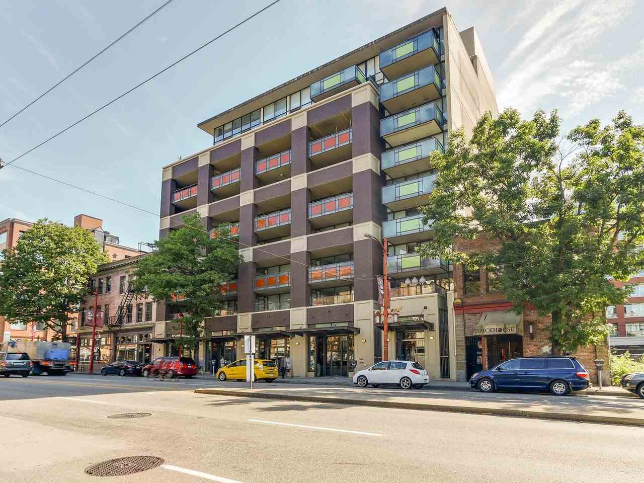 "Main Photo: 509 718 MAIN Street in Vancouver: Mount Pleasant VE Condo for sale in ""GINGER"" (Vancouver East)  : MLS® # R2185070"