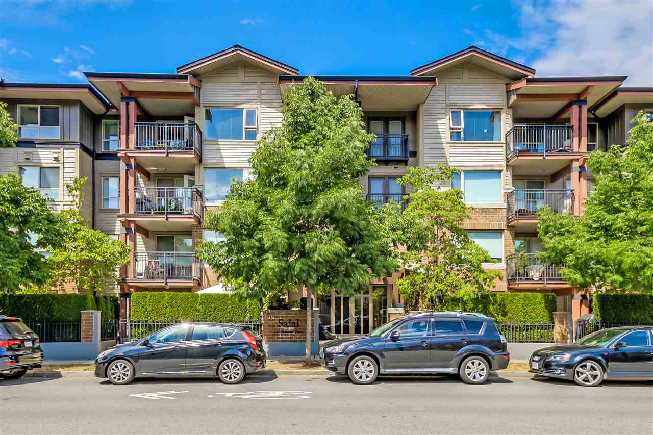 "Main Photo: 303 200 KLAHANIE Drive in Port Moody: Port Moody Centre Condo for sale in ""KLAHANIE"" : MLS® # R2208263"