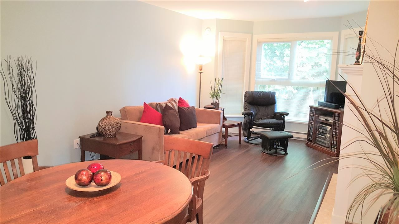 "Main Photo: 208 2253 WELCHER Avenue in Port Coquitlam: Central Pt Coquitlam Condo for sale in ""St.James Gate"" : MLS® # R2213521"
