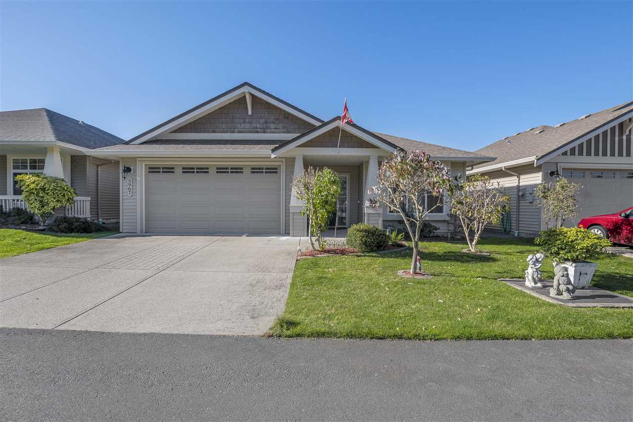 "Photo 1: Photos: 5967 FLAGSTONE Street in Chilliwack: Vedder S Watson-Promontory House for sale in ""Stoney Creek"" (Sardis)  : MLS® # R2214258"