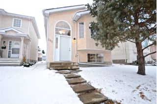 Main Photo: 285 RIVER Point in Edmonton: Zone 35 House for sale : MLS® # E4088078