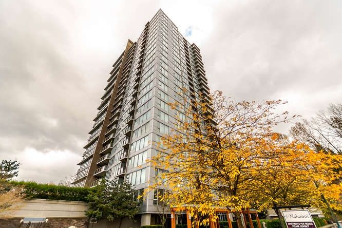 "Main Photo: 1801 660 NOOTKA Way in Port Moody: Port Moody Centre Condo for sale in ""NAHANNI"" : MLS® # R2222069"
