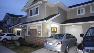 "Main Photo: 20 12161 237 Street in Maple Ridge: East Central Townhouse for sale in ""VILLAGE GREEN"" : MLS® # R2232533"