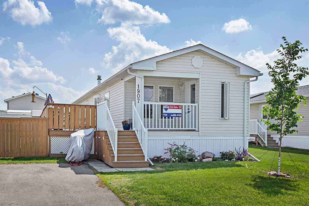 Main Photo: 1907 Jubilee Road: Sherwood Park Mobile for sale : MLS®# E4095421