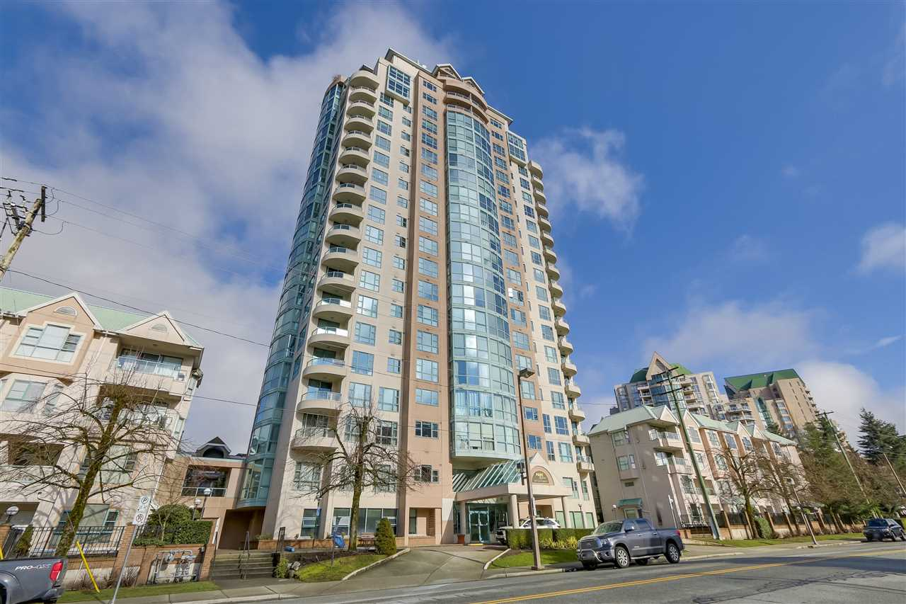 "Main Photo: 701 3071 GLEN Drive in Coquitlam: North Coquitlam Condo for sale in ""PARC LAURENT/BORDEAUX"" : MLS® # R2240328"