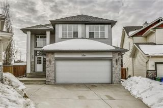 Main Photo: 238 ELMONT Bay SW in Calgary: Springbank Hill House for sale : MLS®# C4173335