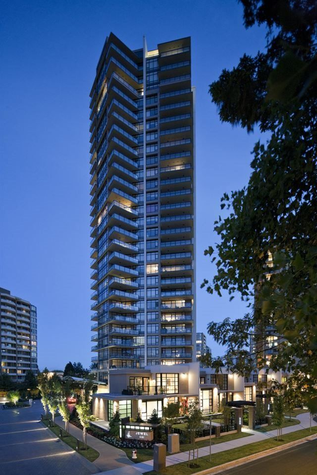 "Main Photo: 201 6188 WILSON Avenue in Burnaby: Metrotown Condo for sale in ""Jewel 1"" (Burnaby South)  : MLS®# R2257372"