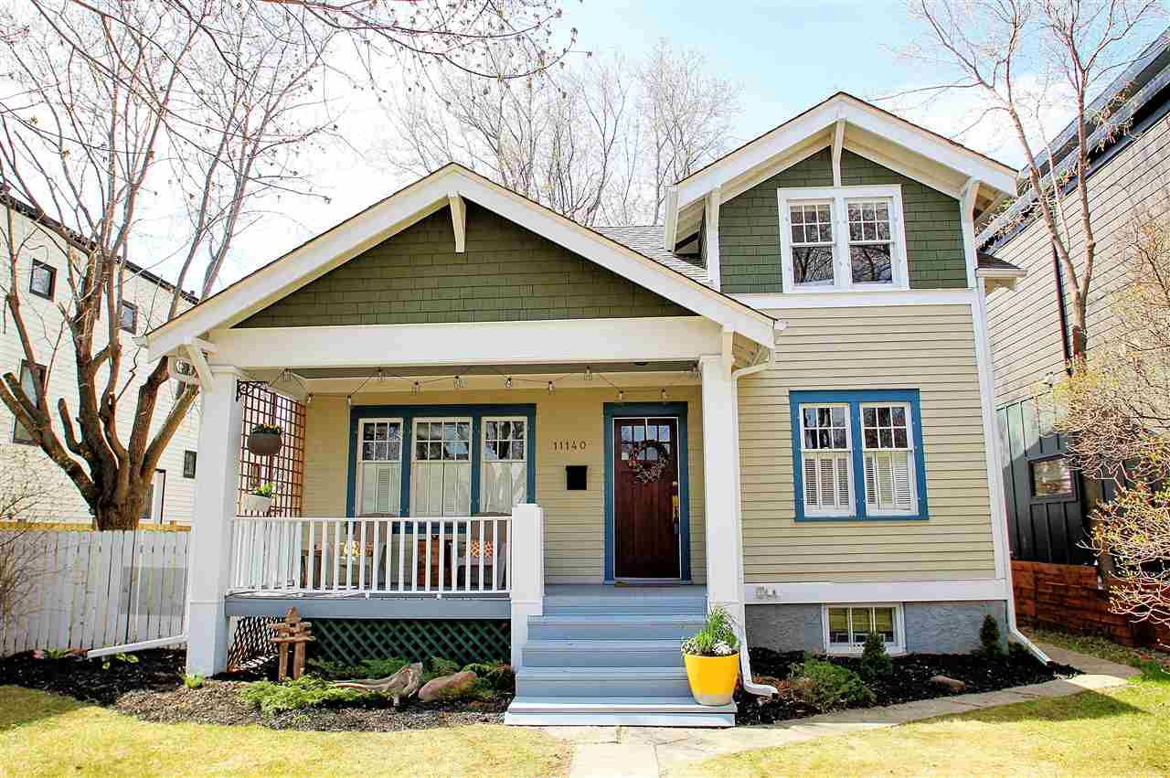 Main Photo: 11140 125 Street in Edmonton: Zone 07 House for sale : MLS®# E4110789