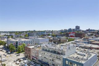 "Main Photo: 1107 1788 ONTARIO Street in Vancouver: Mount Pleasant VE Condo for sale in ""Proximity"" (Vancouver East)  : MLS®# R2287648"