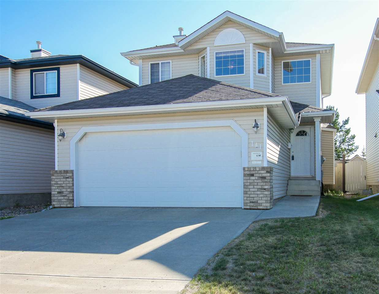 Main Photo: 141 Crocus Crescent: Sherwood Park House for sale : MLS®# E4120918