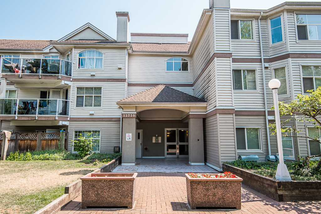 "Main Photo: 313 12739 72 Avenue in Surrey: West Newton Condo for sale in ""NEWTON COURT"" : MLS®# R2293338"