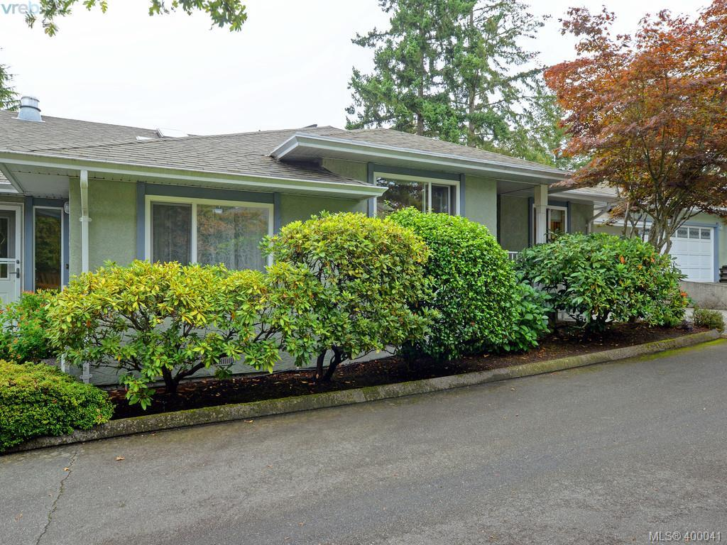 Main Photo: C 3972 Cedar Hill Cross Road in VICTORIA: SE Maplewood Townhouse for sale (Saanich East)  : MLS®# 400041