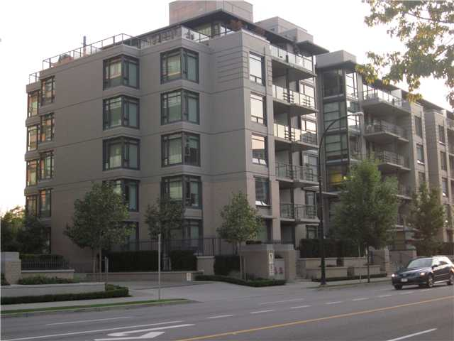 Main Photo: 403 750 W 12TH Avenue in Vancouver: Fairview VW Condo for sale (Vancouver West)  : MLS® # V899016