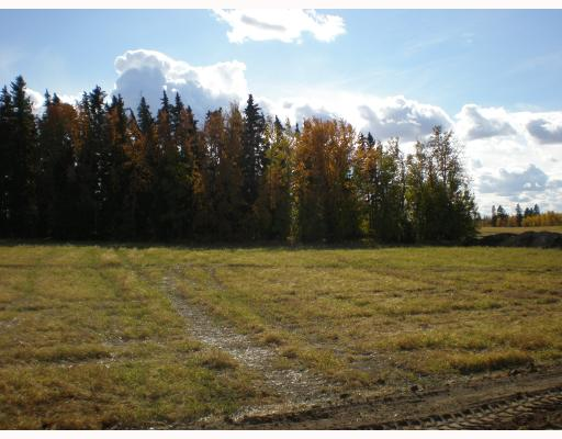 Main Photo: 29 TWP Rd 511 RR 265 in SPRUCE GROVE: High Gate Estates Rural Land/Vacant Lot for sale (Rural Parkland County)  : MLS® # E3376389