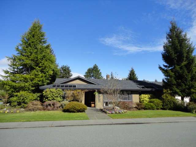 Main Photo: 11357 SOMERSET CR in Delta: Sunshine Hills Woods House for sale (N. Delta)  : MLS®# F1306611